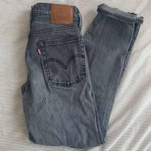Levi Vintage Inspired Wegie Fit Denim Jean